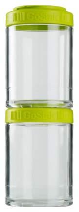 Банка Blender Bottle GoStak 2 кам. 150 мл зеленый