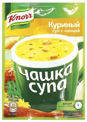 Суп Knorr чашка куриный с лапшой 13 г