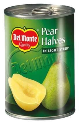 Груши Del Monte половинки в сиропе 420 г