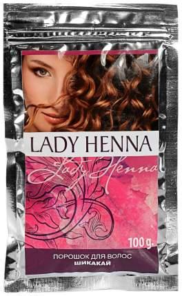 Шампунь Lady Henna Шикакай 100 г
