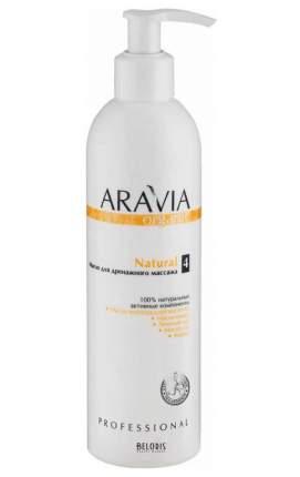 Масло Aravia Organic Natural для дренажного массажа, 300 мл
