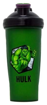 Шейкер IronTrue Marvel Hulk 700 мл черный-зеленый