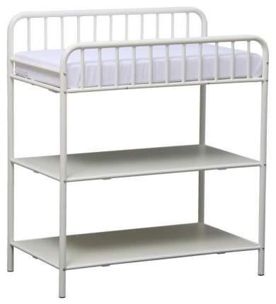 Столик для пеленания Polini Kids Vintagе 1180 металлический, Белый