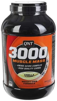 Гейнер QNT 3000 Muscle Mass 4500 г Vanilla