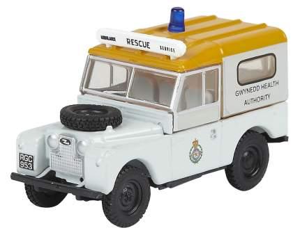 Коллекционная модель Land Rover LBDC545WTA