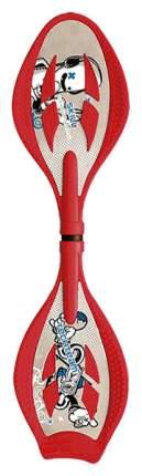 Роллерсерф Tech Team Skill 80 x 21 см красный