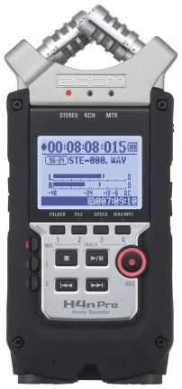 Диктофон цифровой ZOOM H4n Pro