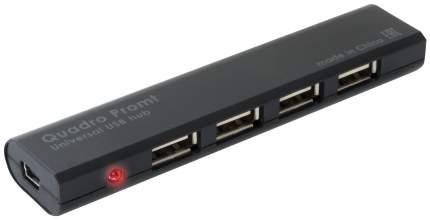 Универсальный USB разветвитель Defender Quadro Promt USB 2.0, 4 порта