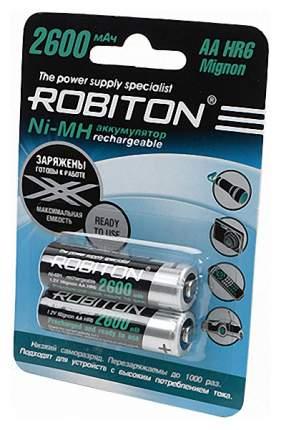 Аккумуляторная батарея Robiton RTU2600MHAA-2 2 шт