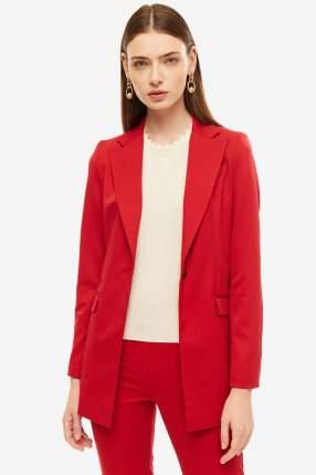 Пиджак женский La Biali красный