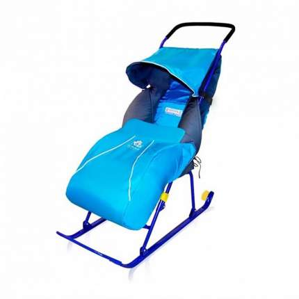 Санки-коляска Ника Тимка-люкс Т2+