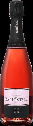 Barfontarc Rosé Brut Champagne AOC Coopérative Vinicole de la Région de Baroville