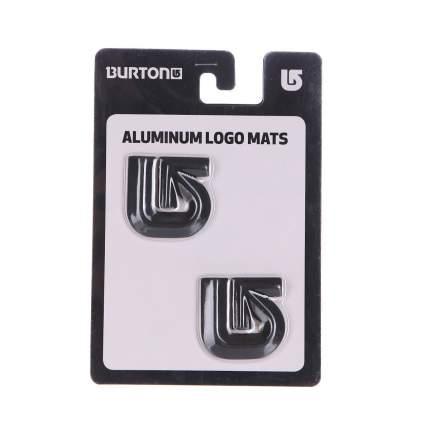 Наклейка на сноуборд Burton Al Logo Mat, black
