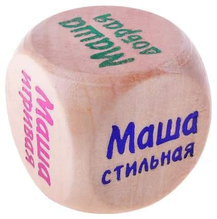 Кубик для настольных игр Sima-Land Маша 647175