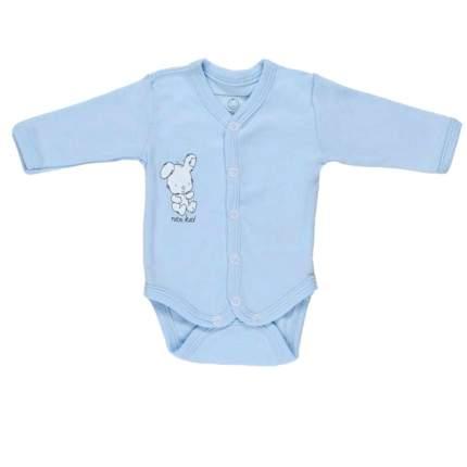 Боди Nice-Kid, цв. голубой, 62 р-р