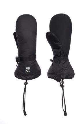 Перчатки Bask Brooks, черные, L