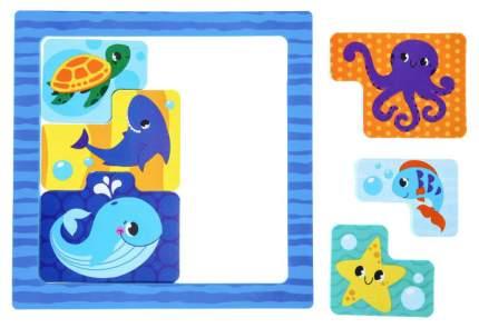 Набор для купания Крошка Я Тетрис. Подводный мир 4012457