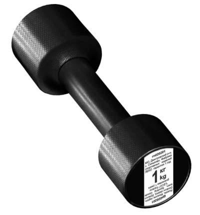 Гантель без покрытия Leco Starter Light 1 кг