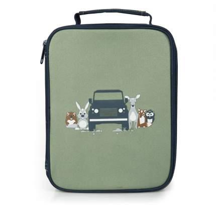 Детская сумка для завтраков Land Rover LDGF582GNA Green/Navy