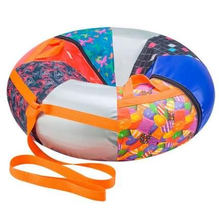 Санки надувные 80 см Кроха с камерой в сумке СН021.080.4.1