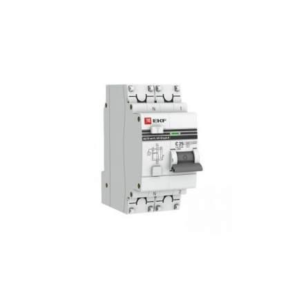 Дифавтоматы EKF DA32-25-10-pro