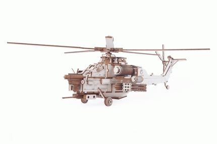 """Конструктор LEMMO 01-41 Военный вертолет """"Ночной охотник"""""""