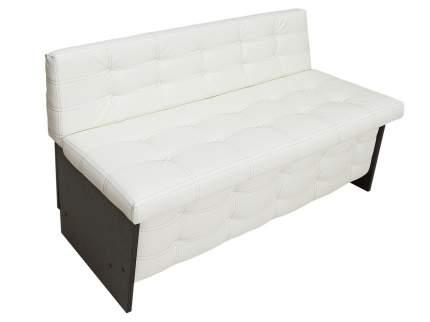 Кухонный диван BTS Кухонный диван Милан Венге / Крем (Экокожа), 900 мм