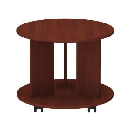 Журнальный столик Уют сервис Мерлен С03 57х57х45 см, итальянский орех