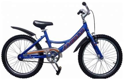 Двухколесный велосипед Jaguar MS-A202 Alu синий 20