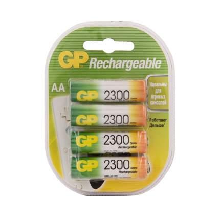Аккумуляторная батарея GP AA 230AAHC 4 шт