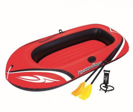 Лодка Bestway Kondor 3000 2,42 x 1,41 м orange