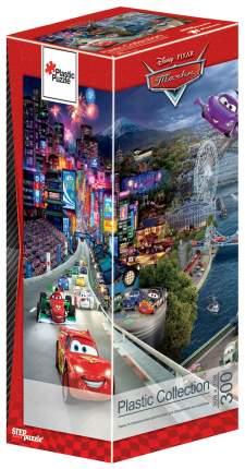 Пазлы Step Puzzle Plastic Puzzle Тачки 98033 300 элементов