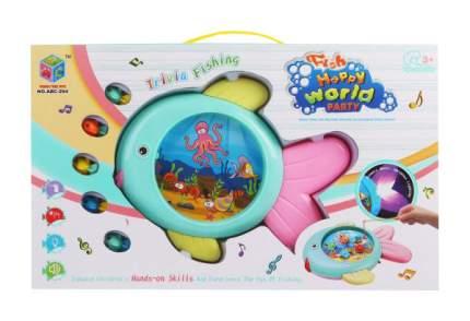 Игра в рыбалку Наша игрушка ABC-204