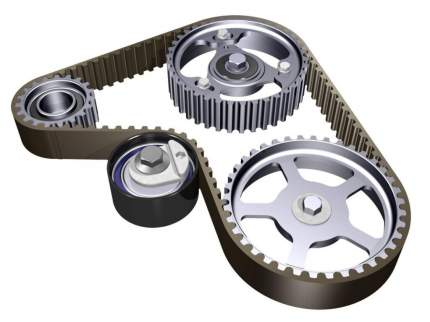 Комплект ремней навесного оборудования VOLVO 31401425