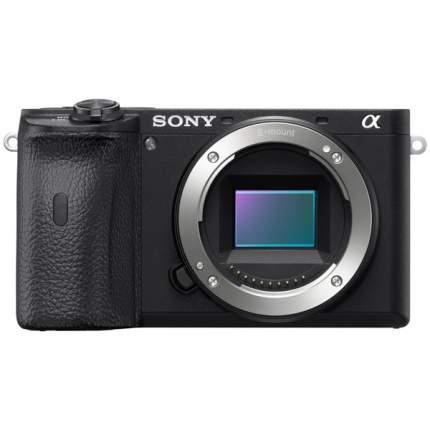 Фотоаппарат системный Sony Alpha A6600 Body Black