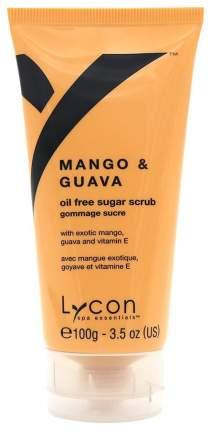 Скраб для тела Lycon Mango & Guava 100 г