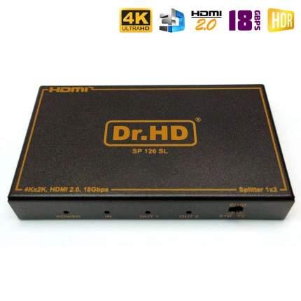 Hdmi 2.0 делитель 1x2 / Dr.HD SP 126 SL