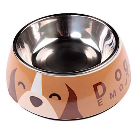 Миска для домашних животных Bobo, DOG, 340 мл