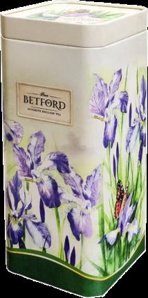 Чай черный Betford Восточный сад ирисы 400 г