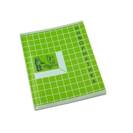 Тетрадь Unnika Land предметная Scrabble А5 48л информатика ТТМ486918