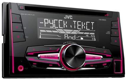 Автомобильная магнитола JVC KW-R520Q 4x50Вт