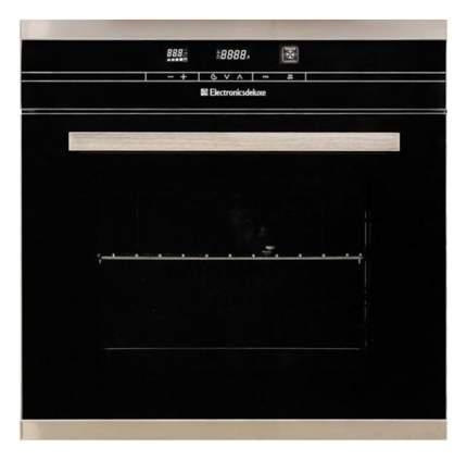 Встраиваемый электрический духовой шкаф Electronicsdeluxe 6006.04 ЭШВ-021 Black