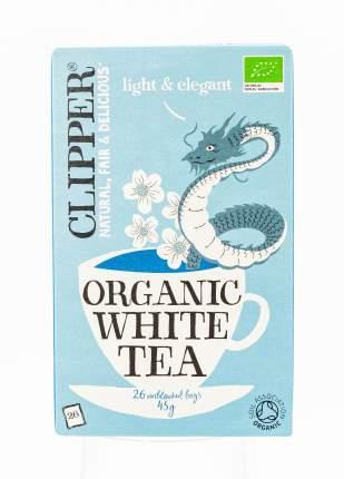 Чай белый Clipper органик 26 пакетиков