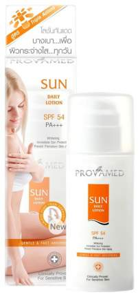 Солнцезащитный лосьон PROVAMED Sun Daily Lotion SPF 54 125 мл
