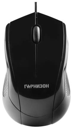 Проводная мышка Гарнизон GM-200 Black