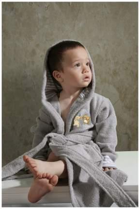 Халат банный KARNA TEENY 912/5 цвет Серый