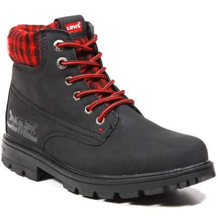 Ботинки VFOR0010S Black Red 0178 Levi's Kids р.38