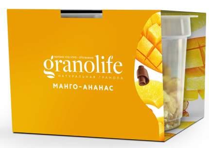 Гранола Granolife манго-ананас 60 г