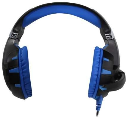 Игровые наушники Dialog HGK-34L Blue/Black