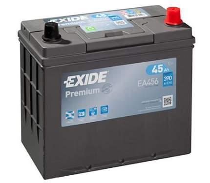 Аккумулятор автомобильный EXIDE EA456 45 Ач